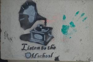 Listen to the Oldschool