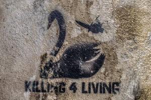 Killing for Living