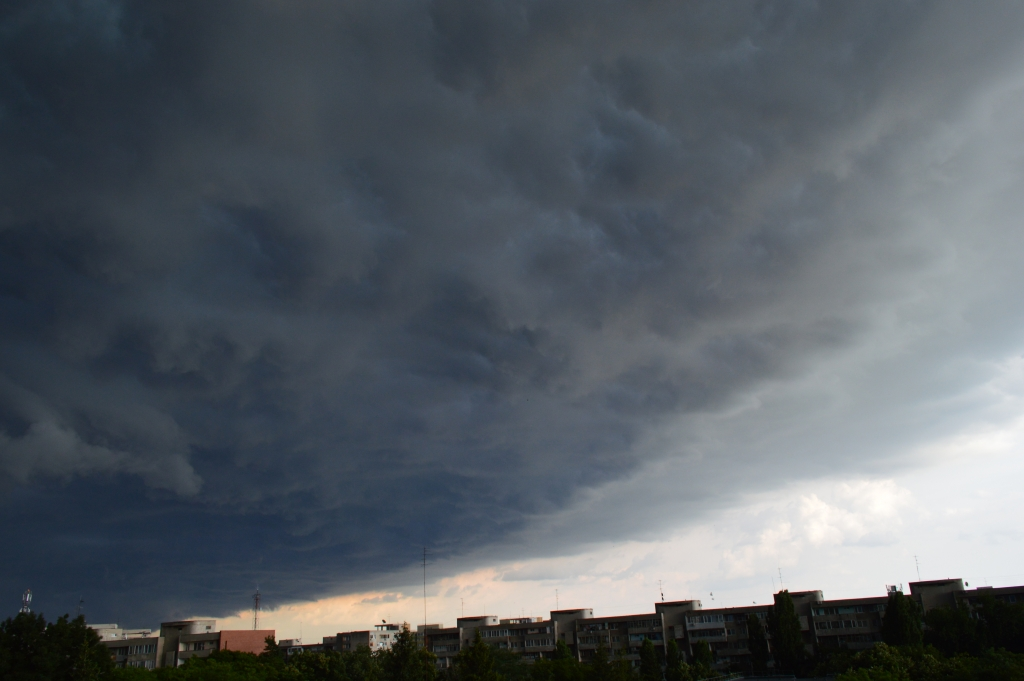 Summer Storm Bucharest 02